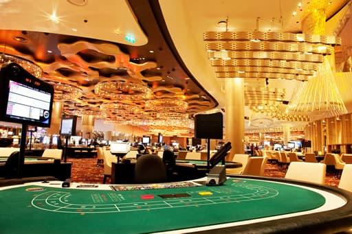 オンラインカジノの雰囲気