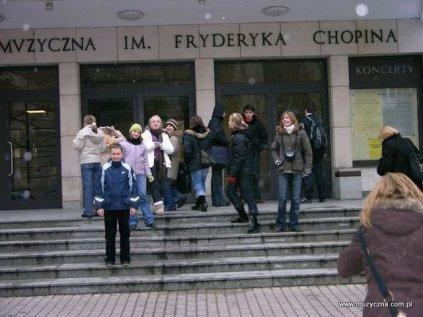 Wchodzimy na uczelnię™ - Akademia Muzyczna w Warszawie :-)