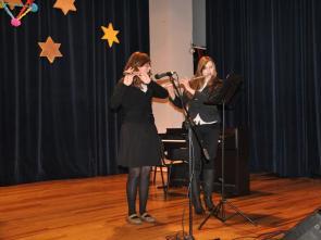 Alicja Ożóg i Magdalena Kida