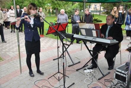 Uroczystość 3-go Maja w Sokołowie Małopolskim_11
