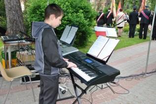 Uroczystość 3-go Maja w Sokołowie Małopolskim_15