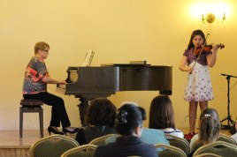 Uczestnicy V Przeglądu Szkół Muzycznych IMG_0774