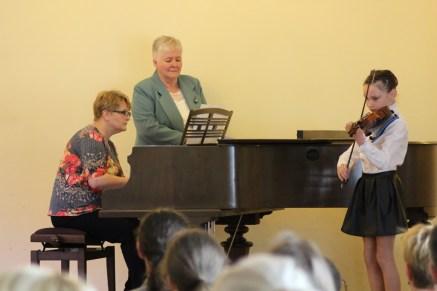 Uczestnicy V Przeglądu Szkół Muzycznych IMG_0860