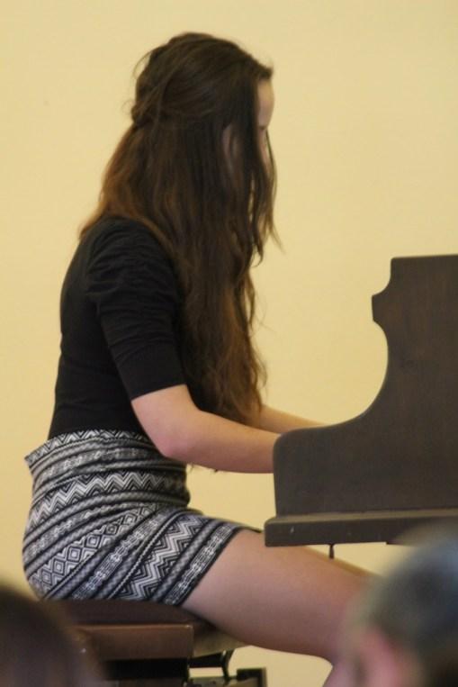 Uczestnicy V Przeglądu Szkół Muzycznych IMG_0967