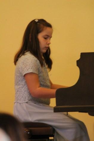 Uczestnicy V Przeglądu Szkół Muzycznych IMG_0974