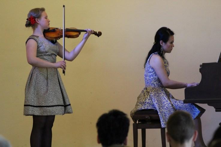 Uczestnicy V Przeglądu Szkół Muzycznych IMG_1085