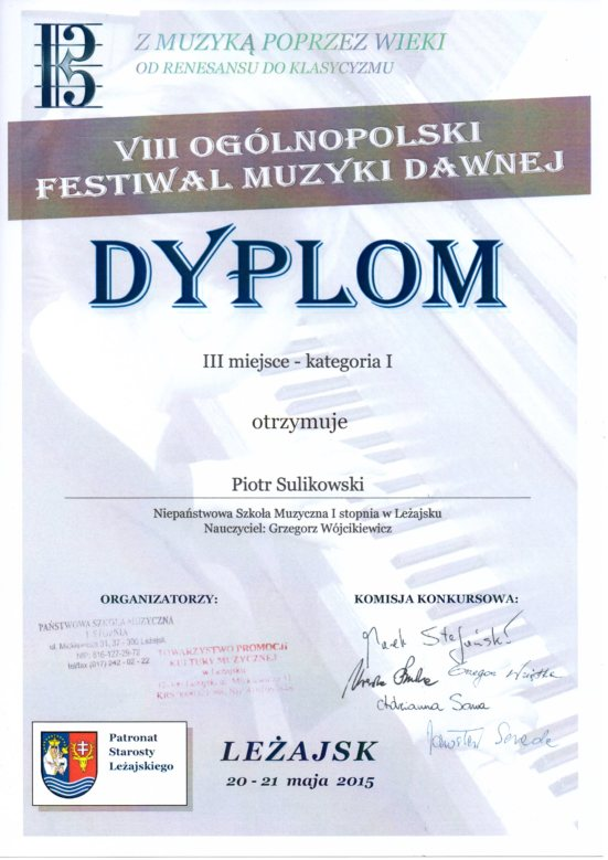 Dyplom 21.05.2015