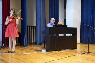 Popis sekcji instrumentów dętych i strunowych w Sokołowie Małopolskim_47