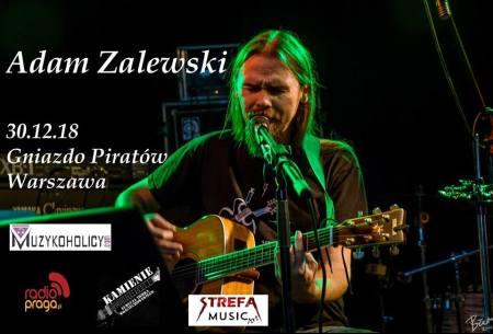 Adam Zalewski - Gniazdo Piratów Warszawa @ Ogólna 5