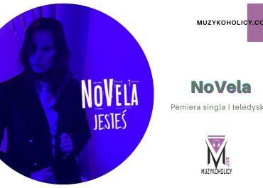 """Zespół NoVela debiutuje utworem """"Jesteś"""""""