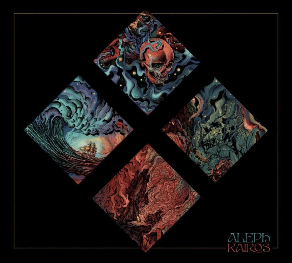 rockowy zespol aleph