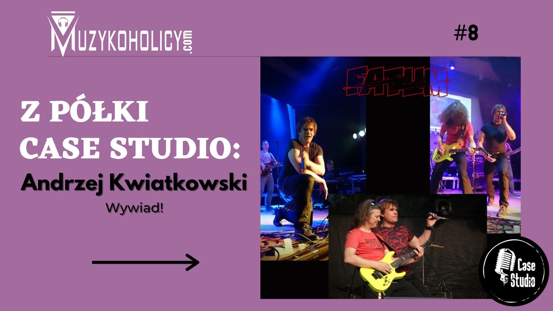 Z półki Case Studio: wywiad z Andrzejem Kwiatkowskim (FATUM)