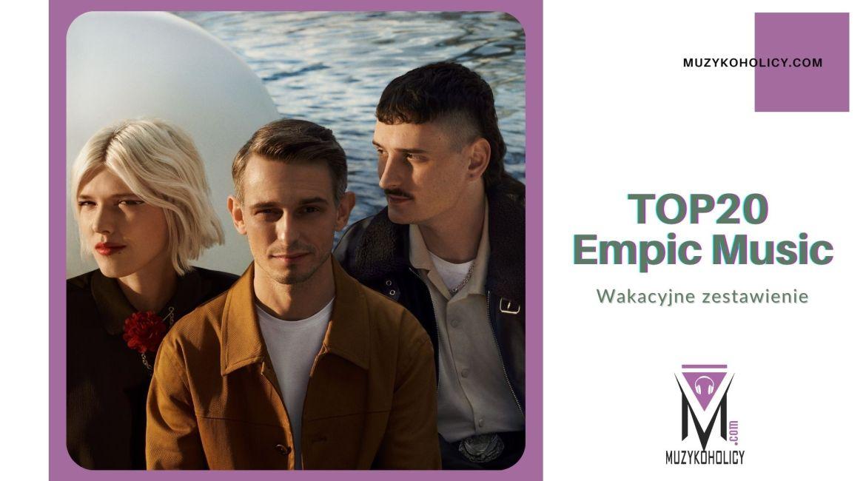 Czego Polacy słuchali latem? TOP20 wakacyjnych hitów według Empik Music