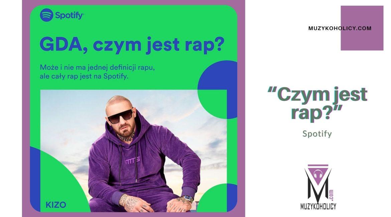 Polacy na Spotify słuchają więcej rapu niż pięć lat temu