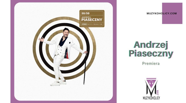 Andrzej Piaseczny promuje jubileuszowy album