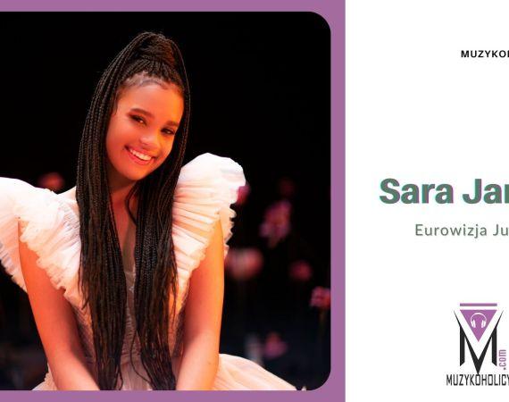 Sara James reprezentantką Polski na Eurowizji Junior 2021