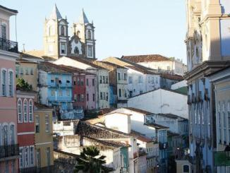 Centro Histórico de Salvador tem o maior casario colonial da América Latina