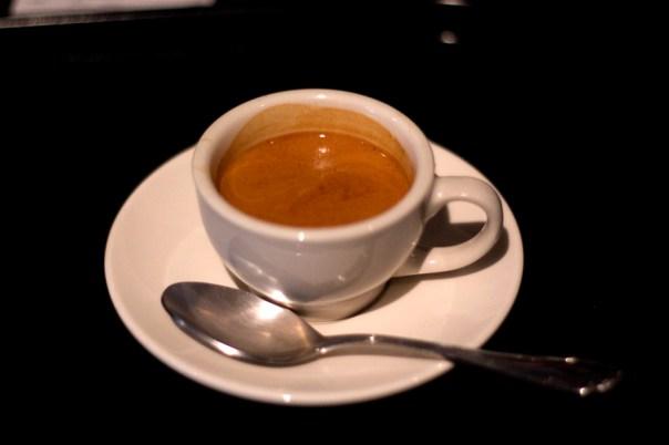 Ethiopian Single Origin Espresso, that's a combination of English words more beautiful than Cellar Door. Eat it Tolkein!
