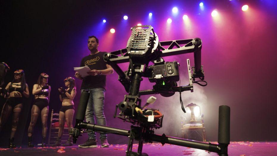 Martín Velasco director del videoclip Amor de Calavrea de Los Pantoja