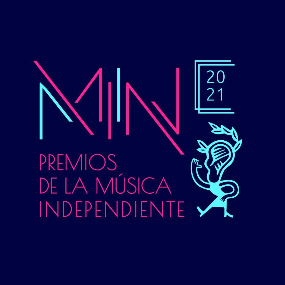 Premios MIN 2021 Logotipo