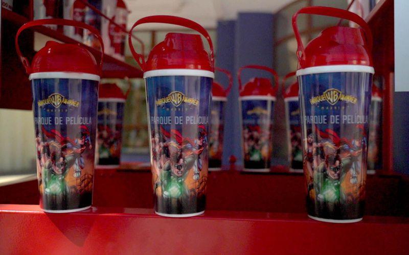 Coca-Cola vaso freestyle en Parque Warner | Reportaje
