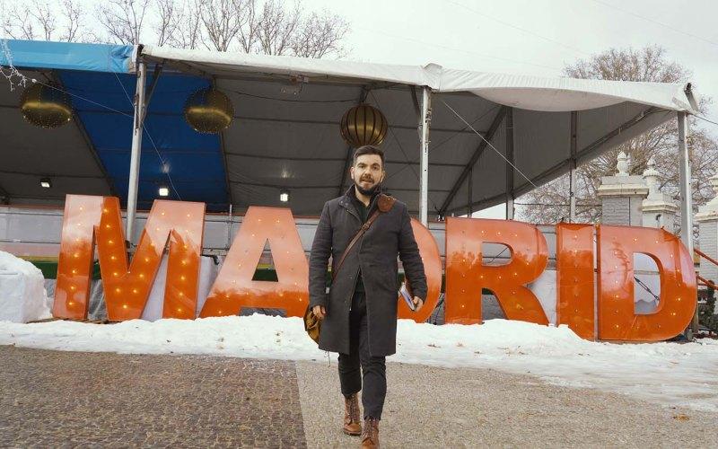 CONOCER MADRID con Miguel Zorita | Webserie documental | #SomosTV