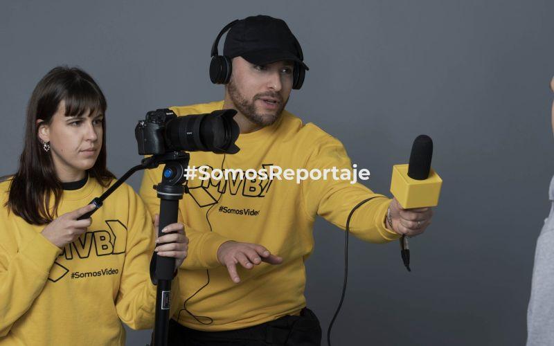 REPORTAJE | Camarógrafo en Madrid | Vídeo Todoterreno #SomosReportaje