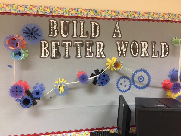 Stem Classroom Bulletin Boards