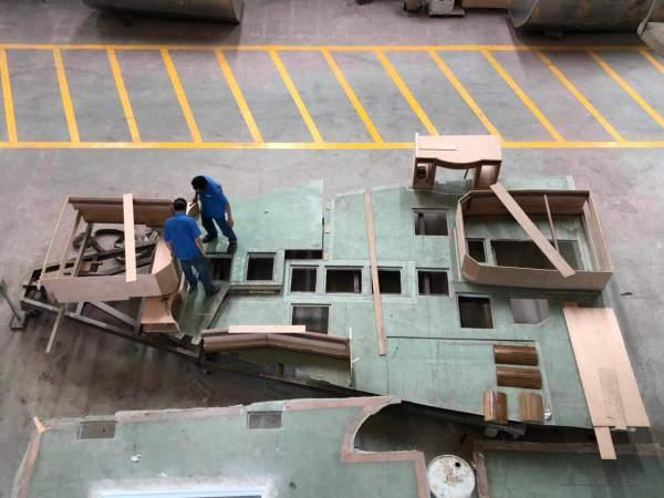 Selene 6043 Carpentry