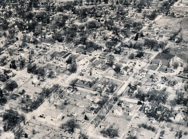 photo of Aerial Photograph of Mount Vernon