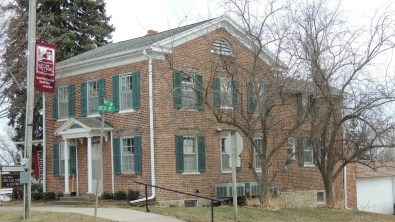 Photo of house at 224 First Street SW.