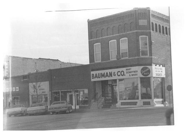 photo of Bauman's on Main Street