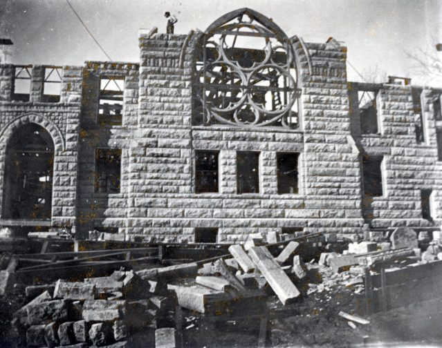 photo of Constructing The United Methodist Church