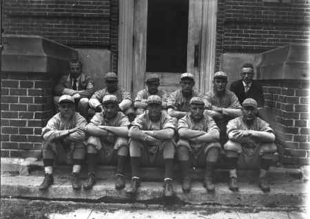 photo of Cornell Baseball Team