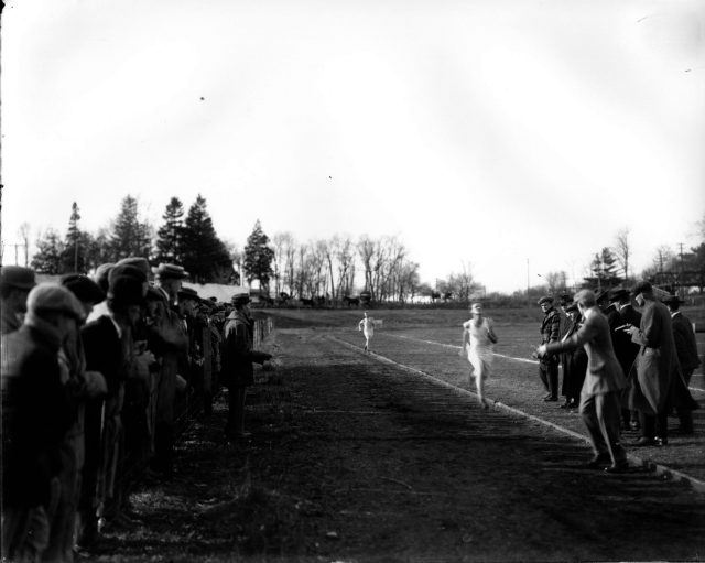 Photo of Cornell College Track Meet