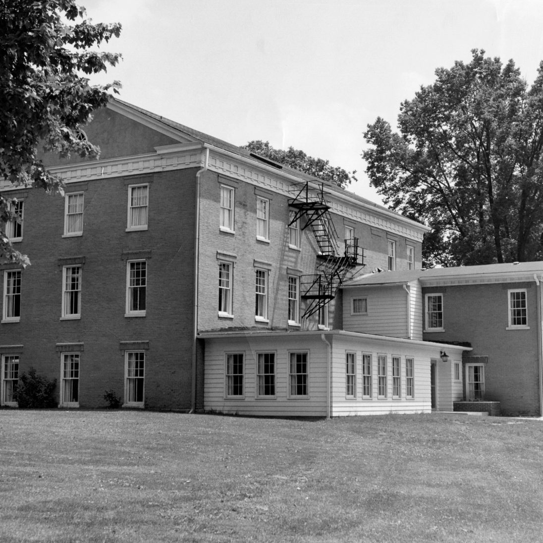 photo of Cornell College's Old Sem