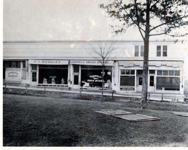 Cornell Drug Store