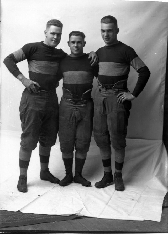 photo of Cornell Football Players