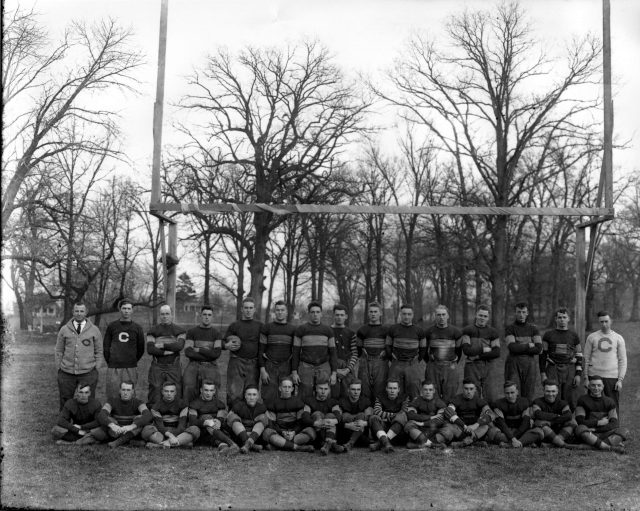 Cornell Football Team