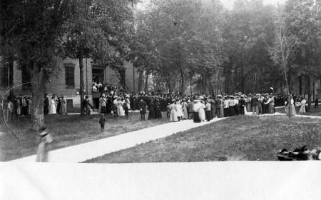 photo of Cornell Graduation
