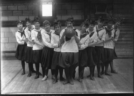 photo of Cornell Women's Basketball Team