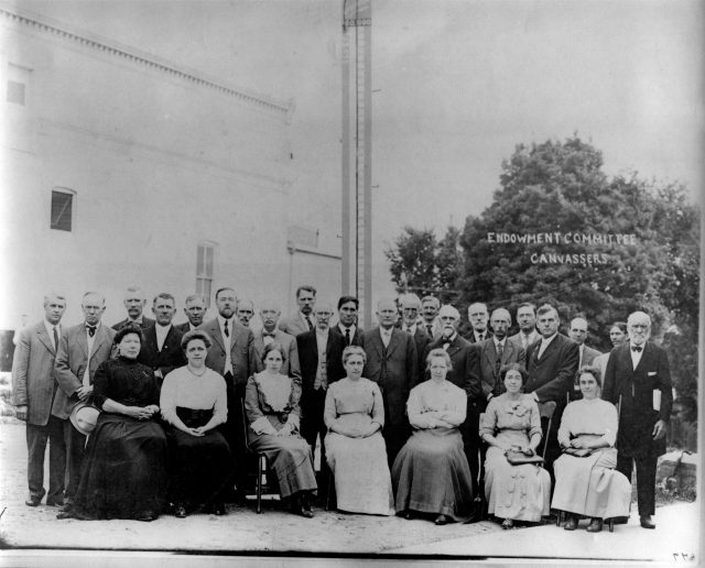 photo of Endowment Committee