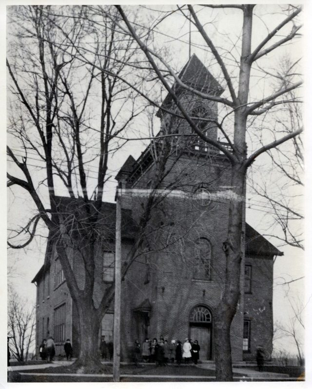 photo of First Methodist Church-1915