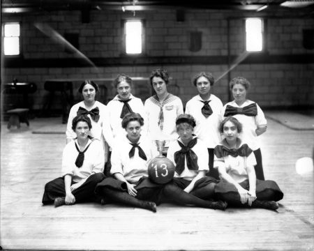 photo of Girls Basketball Team