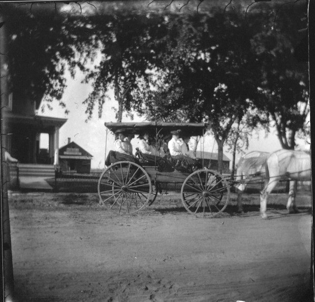 photo of Hack Carriage