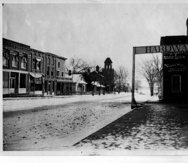 photo of Main Street-1892