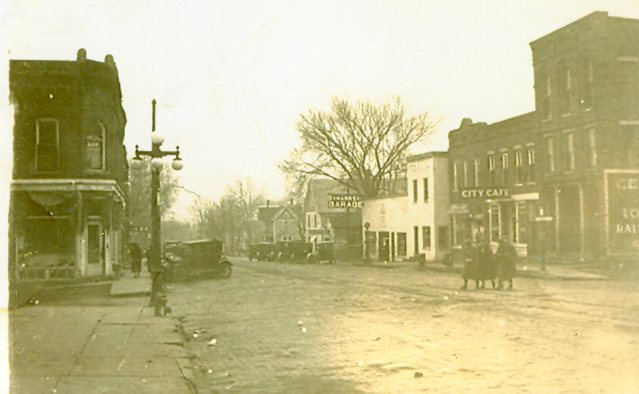 photo of Main Street-1920