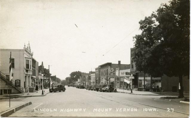 photo fo Main Street