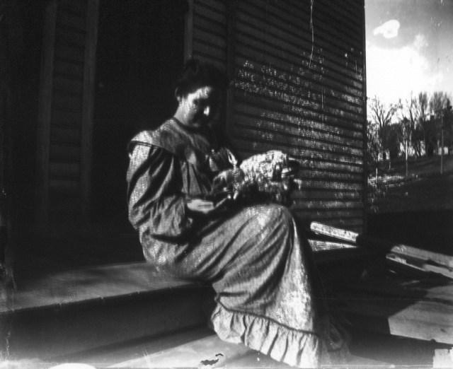 photo of Mount Vernon Woman