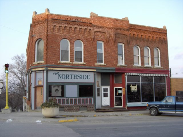 photo of The Northside and Fuel Coffee Shop